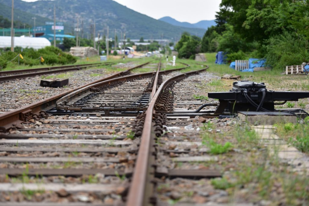 Linea ferroviaria Gamberale e la stazione di Civita Lucarella