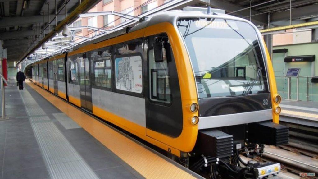 Prolungamento della Linea Metropolitana di Genova Tratta Brin_Canepari – Brignole_Martinez